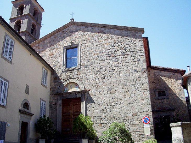 arcidosso-Chiesa_di_San_Leonardo_Arcidosso_(GR)-Matteo-Vinattieri