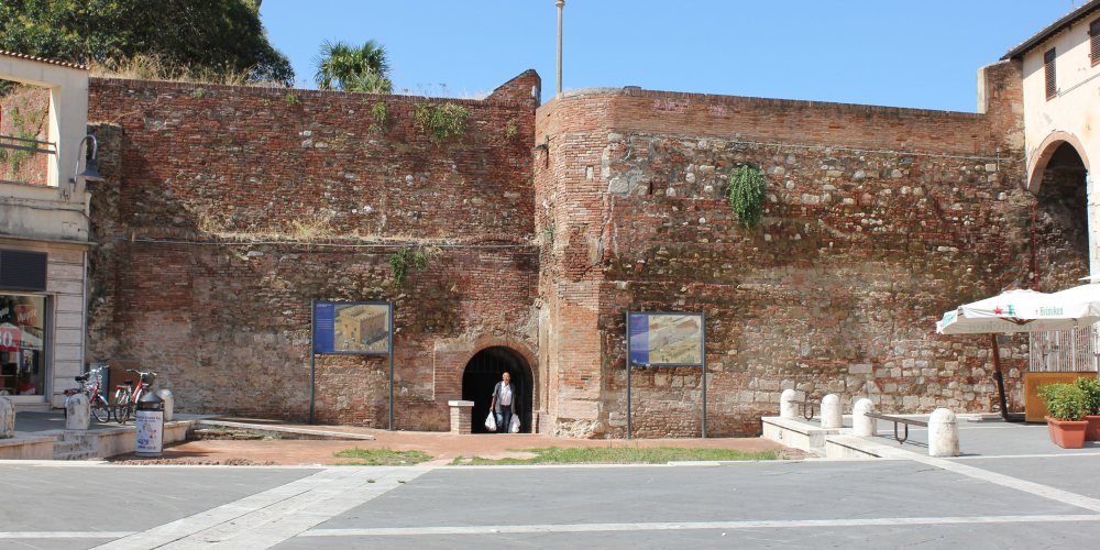 Grosseto-city-wall