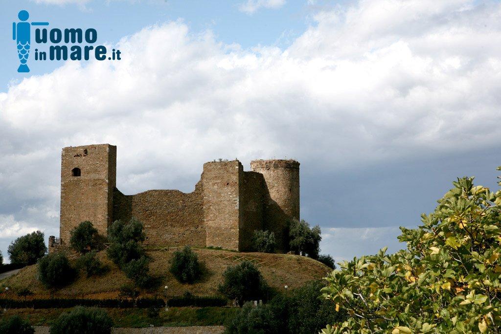 punta-ala-castle