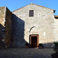 Montemerano Chiesa