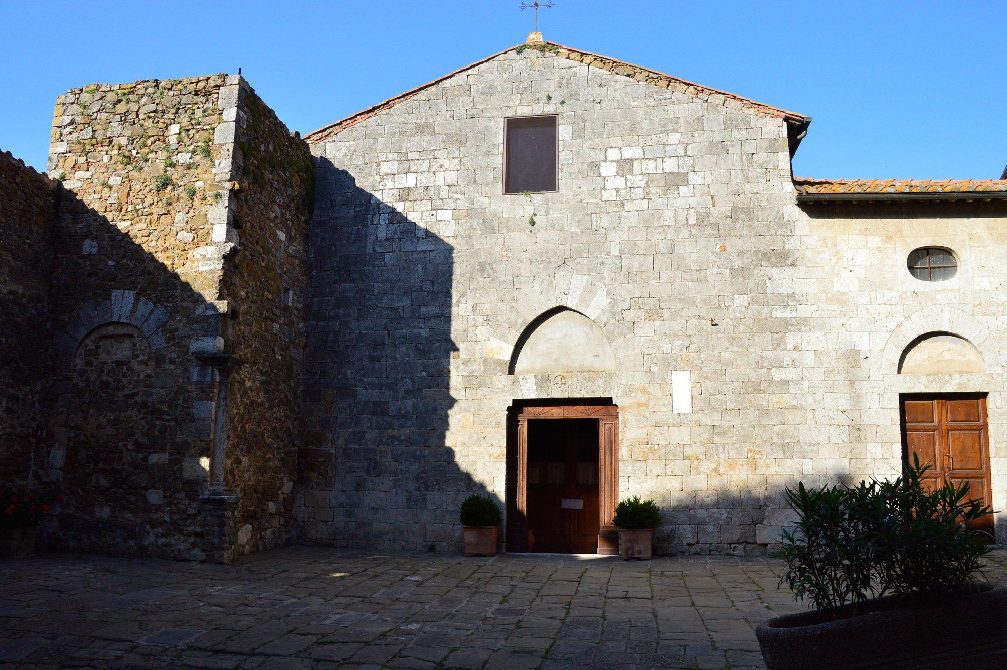 montemerano-chiesa
