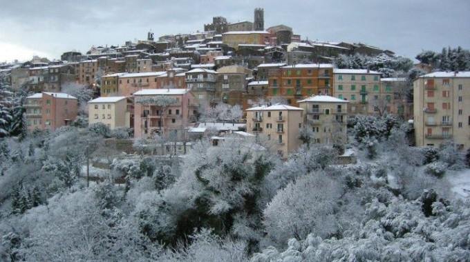 Maremma Snow 1