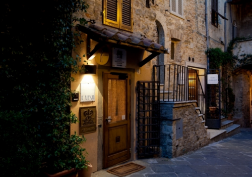 Michelin Restaurants In The Maremma