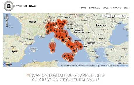 digital invasione