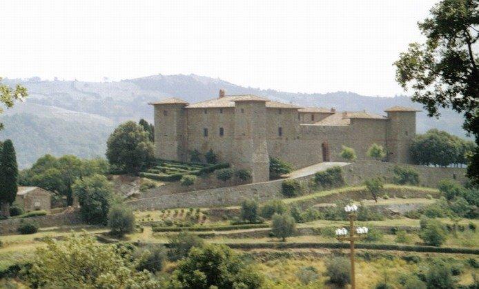 Castello Di Montepo, Scansano