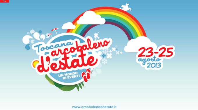 Arcobaleno D'estate Maremma Tuscany