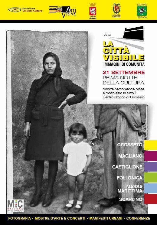 la citta visibile_maremma_tuscany