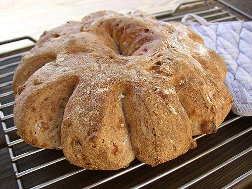 Chestnut Bread Maremma Tuscany