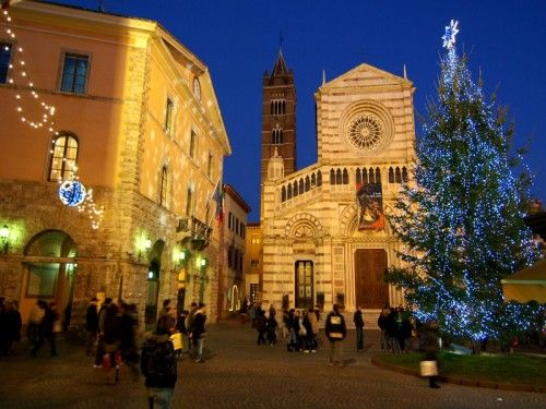 Grosseto Christmas Maremma Tuscany