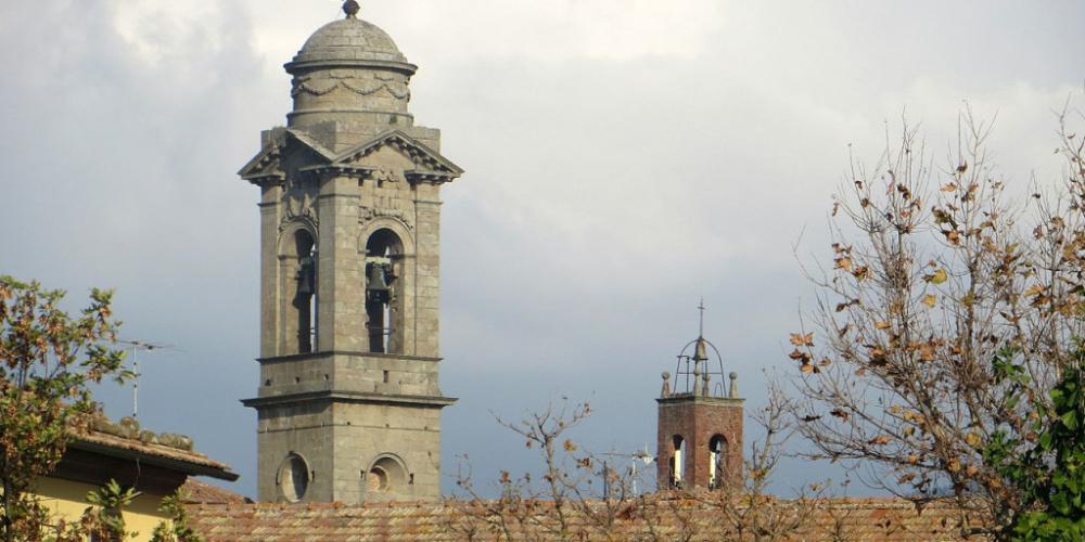 Castel_del_Piano_-_Campanile_e_Torre_civica