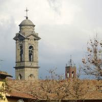 Castel Del Piano   Campanile E Torre Civica