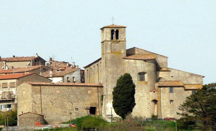 Scansano Chiesa Di San Giovanni Gallery