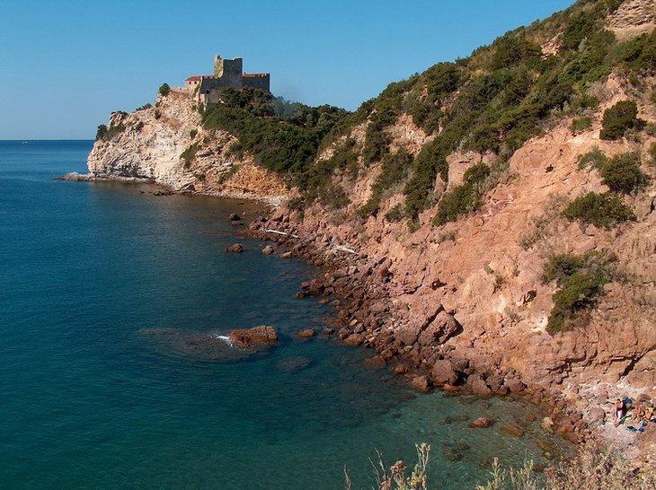 Spiaggia delle Rocchette_Castiglione della Pescaia_Maremma_Tuscany