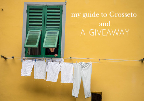Insider's Guide To Grosseto And A Giveaway!!
